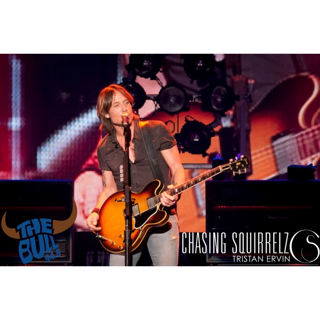 Keith Urban-Light The Fuse Tour